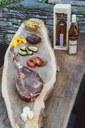 Herrliche Steaks und Whisky´s aus aller Welt - Spezialpreise für Nächtigungen!